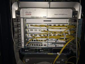 Redes cableadas